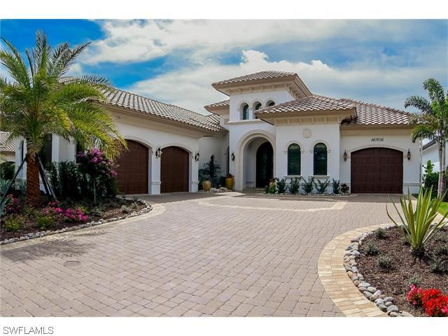 16956 Fairgrove Way, Naples, FL 34110 (MLS #216014814) :: The New Home Spot, Inc.