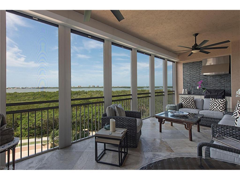 4851 Bonita Bay Blvd #502, Bonita Springs, FL 34134 (MLS #216022682) :: The New Home Spot, Inc.
