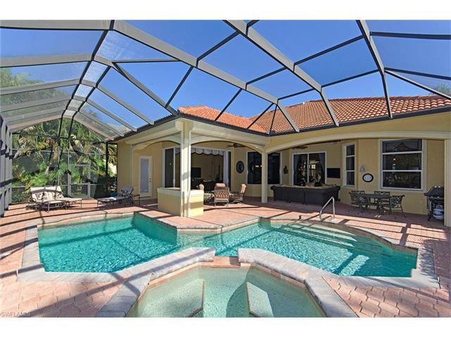 5939 Barclay Ln, Naples, FL 34110 (#216023709) :: Homes and Land Brokers, Inc