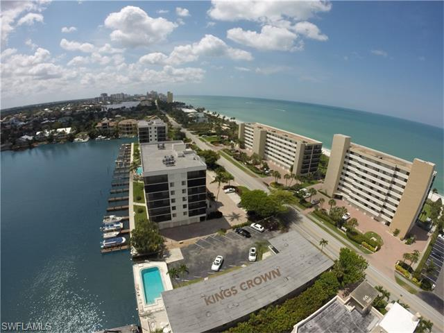 10540 Gulf Shore Dr #206, Naples, FL 34108 (#216027789) :: Homes and Land Brokers, Inc