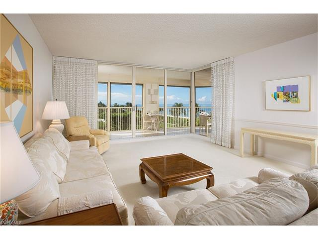 4051 Gulf Shore Blvd N #405, Naples, FL 34103 (MLS #216037259) :: The New Home Spot, Inc.