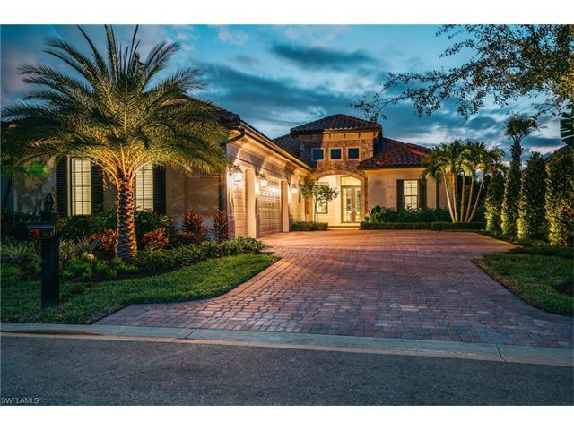 16787 Cabreo Dr, Naples, FL 34110 (#216037698) :: Homes and Land Brokers, Inc