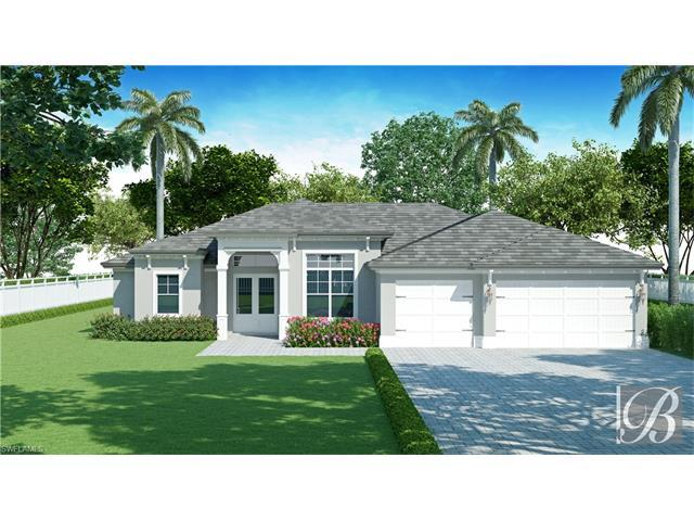 14 Johnnycake Dr, Naples, FL 34110 (#216040480) :: Homes and Land Brokers, Inc