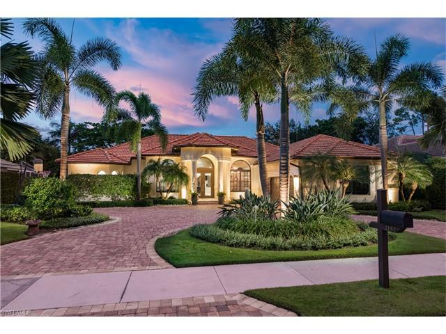 2152 Harlans Run, Naples, FL 34105 (#216050709) :: Homes and Land Brokers, Inc