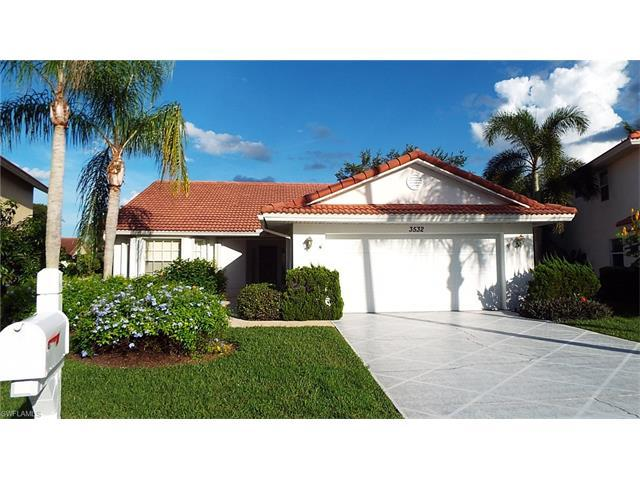 3532 Corinthian Way, Naples, FL 34105 (MLS #216052096) :: The New Home Spot, Inc.