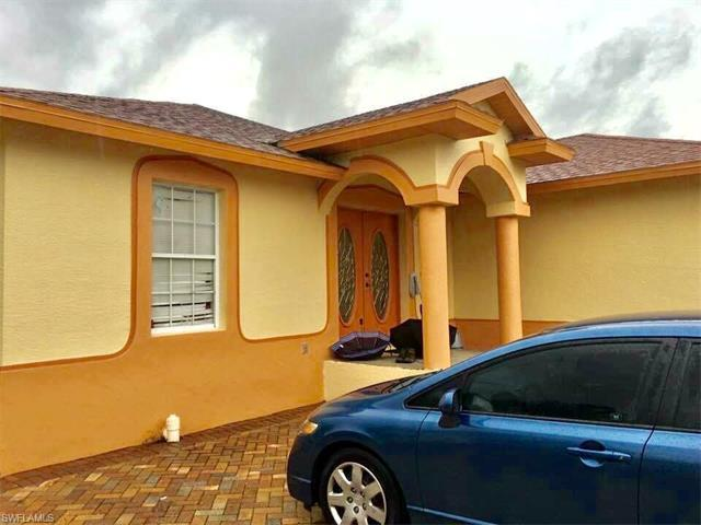 307 Porter St, Naples, FL 34113 (#216056454) :: Homes and Land Brokers, Inc