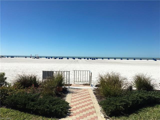 6500 Estero Blvd G204, Fort Myers Beach, FL 33931 (#216062876) :: Homes and Land Brokers, Inc