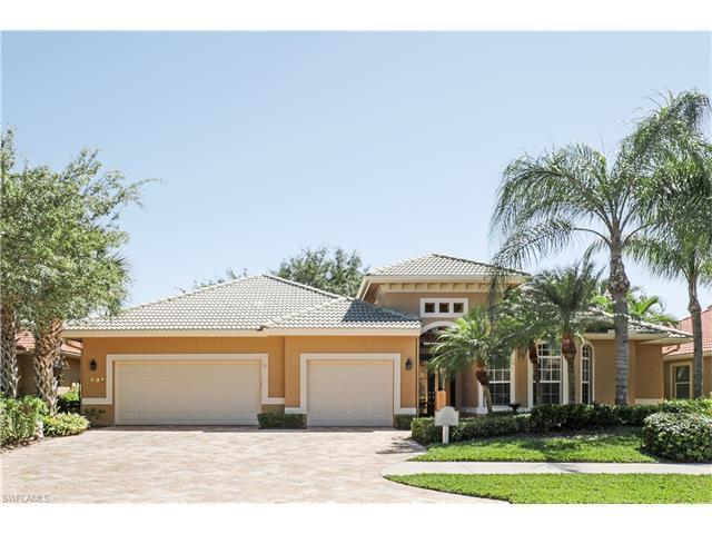 4908 Rustic Oaks Cir, Naples, FL 34105 (MLS #217024345) :: The New Home Spot, Inc.