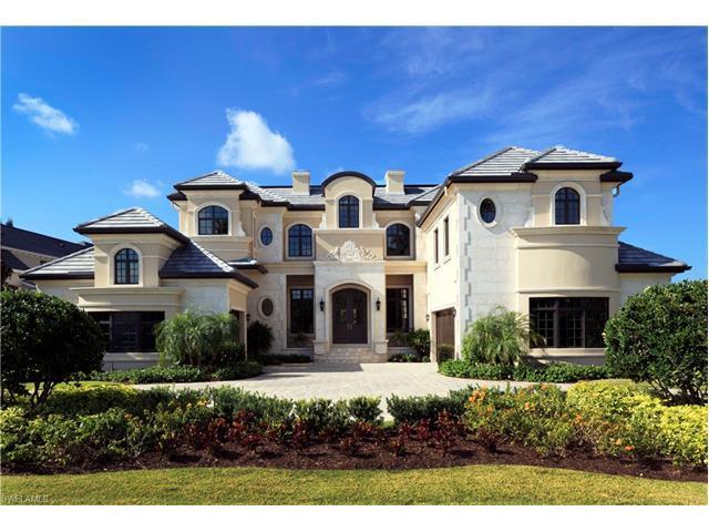 3250 Gin Ln, Naples, FL 34102 (MLS #215002707) :: The New Home Spot, Inc.