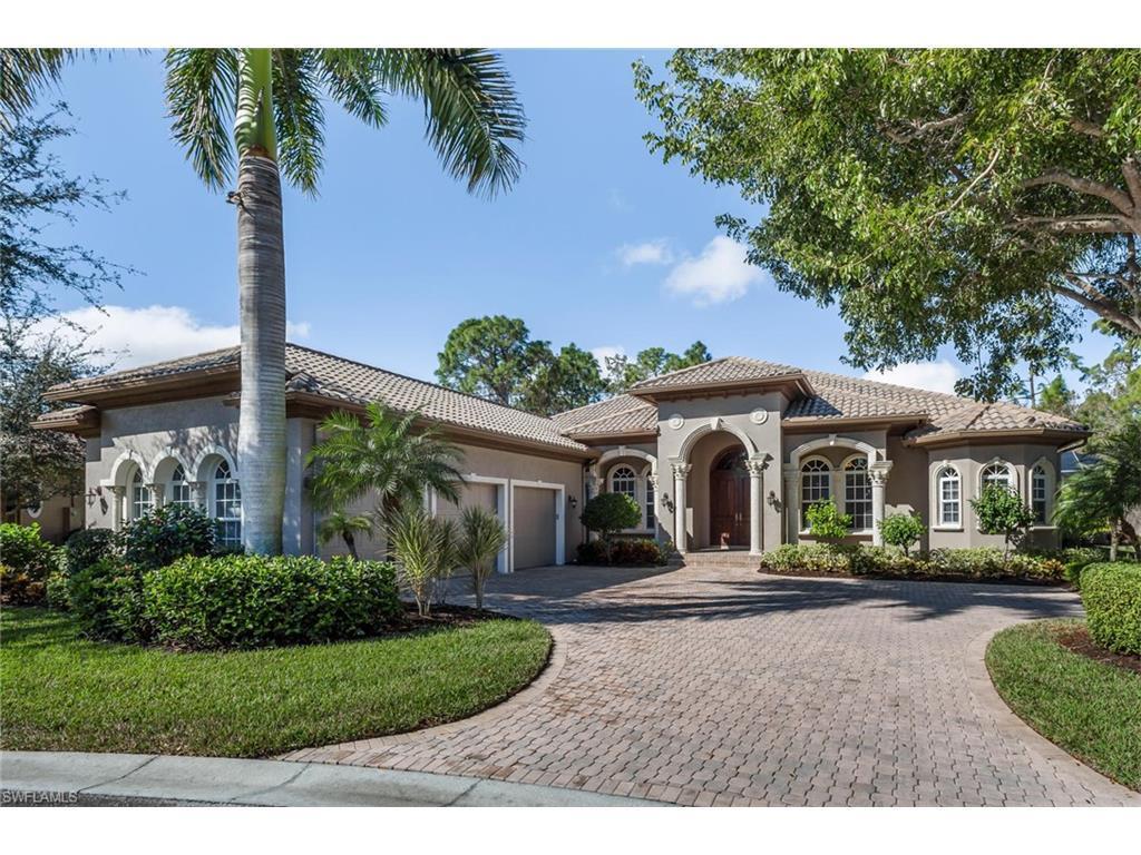 2939 Mona Lisa Blvd, Naples, FL 34119 (#216008522) :: Homes and Land Brokers, Inc