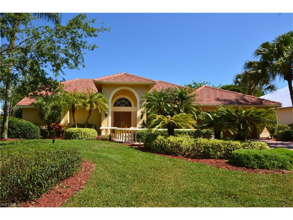 273 Monterey Dr, Naples, FL 34119 (#216028352) :: Homes and Land Brokers, Inc