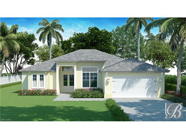 25 Johnnycake Dr, Naples, FL 34110 (#216040465) :: Homes and Land Brokers, Inc