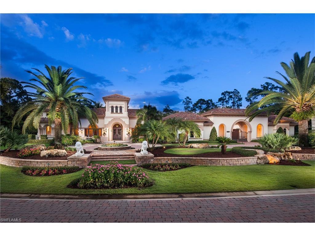 16961 Verona Ln, Naples, FL 34110 (MLS #216045237) :: The New Home Spot, Inc.