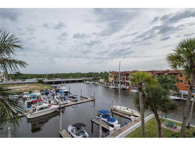 803 River Point Dr B-307, Naples, FL 34102 (#216061441) :: Homes and Land Brokers, Inc