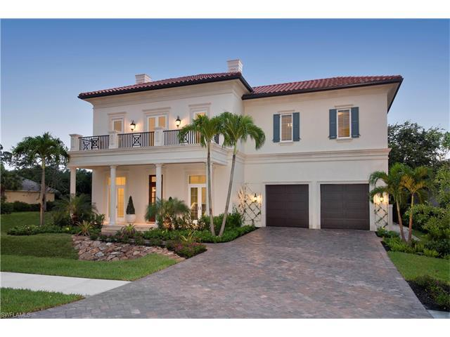 1428 Hemingway Pl, Naples, FL 34103 (#217040854) :: Homes and Land Brokers, Inc