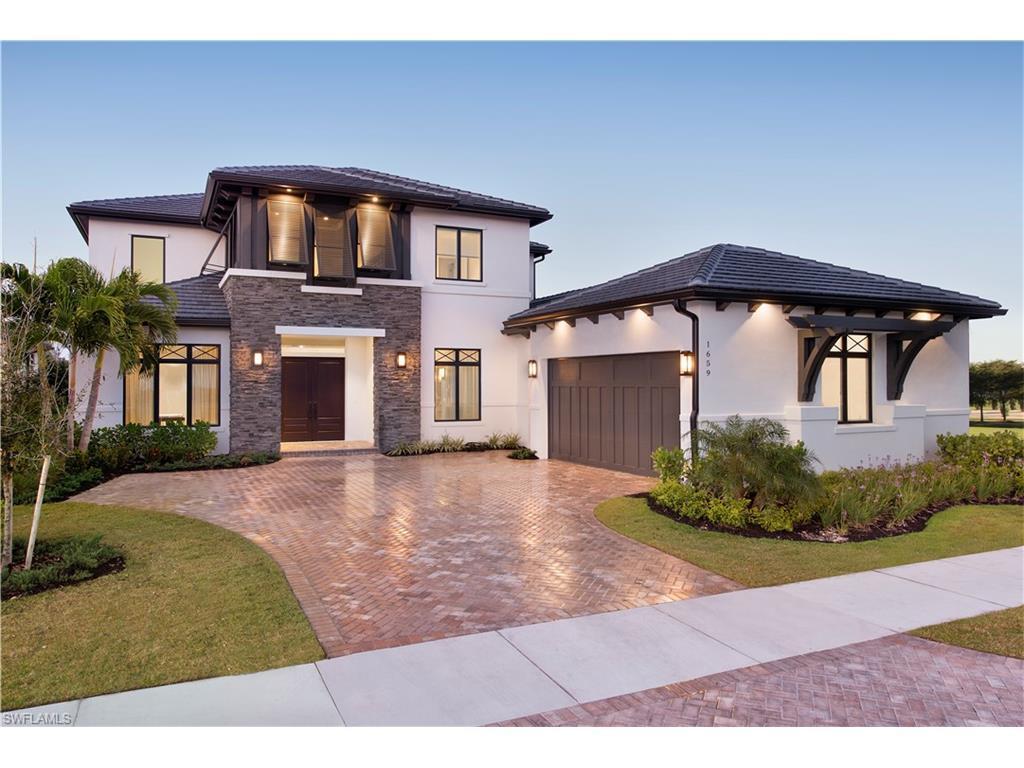 1659 Vinland Way, Naples, FL 34105 (MLS #215065154) :: The New Home Spot, Inc.