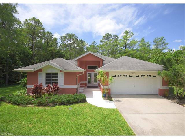 5140 Hickory Wood Dr, Naples, FL 34119 (MLS #216031223) :: The New Home Spot, Inc.