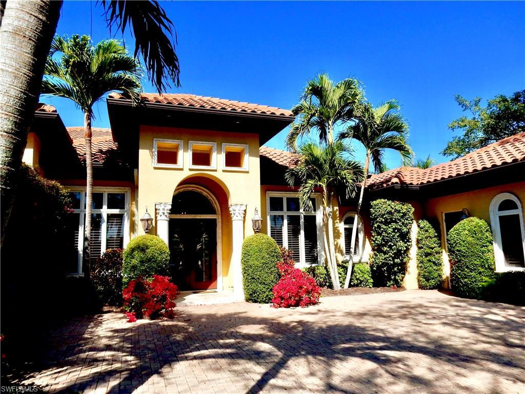 491 Bow Line Dr, Naples, FL 34103 (#216003145) :: Homes and Land Brokers, Inc