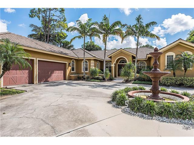 9160 The Ln, Naples, FL 34109 (#216029203) :: Homes and Land Brokers, Inc