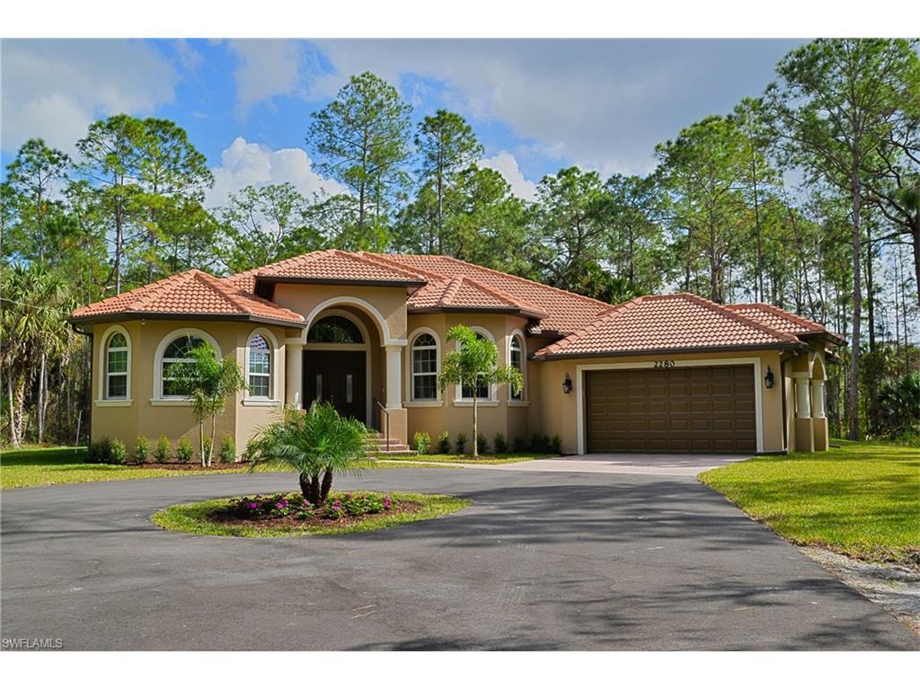 2280 Wilson Blvd N, Naples, FL 34120 (MLS #216052881) :: The New Home Spot, Inc.