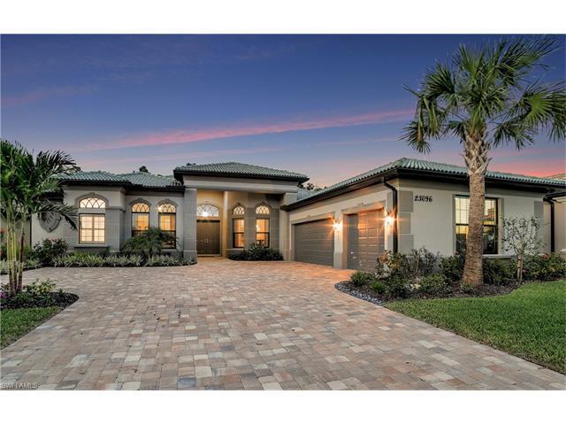 23096 Sanabria Loop, Bonita Springs, FL 34135 (MLS #217015147) :: The New Home Spot, Inc.