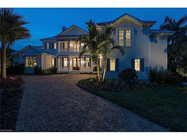200 Springline Dr, Naples, FL 34102 (#215004958) :: Homes and Land Brokers, Inc
