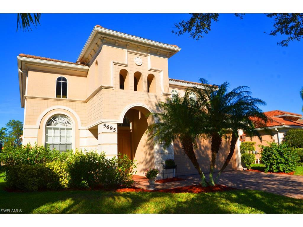 5695 Lago Villaggio Way, Naples, FL 34104 (MLS #216044108) :: The New Home Spot, Inc.