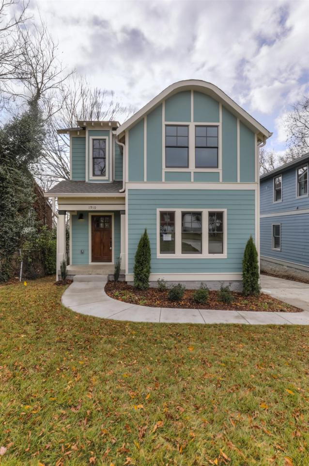 1910 B Sheridan Rd, Nashville, TN 37206 (MLS #1814430) :: KW Armstrong Real Estate Group