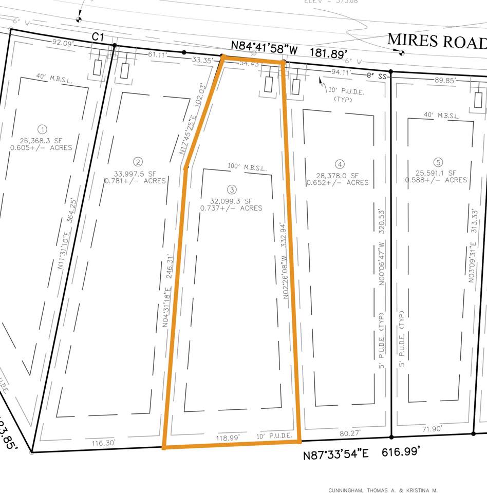 0 Mires Rd - Lot 3 - Photo 1
