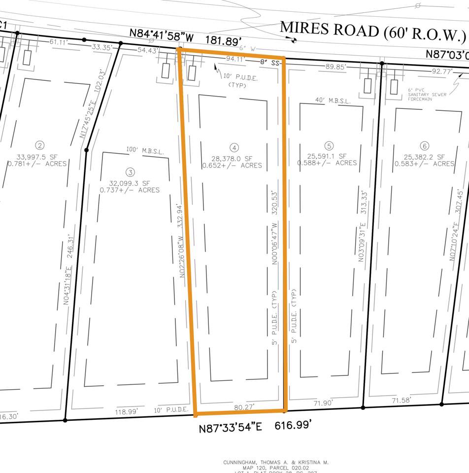 0 Mires Rd - Lot 4 - Photo 1