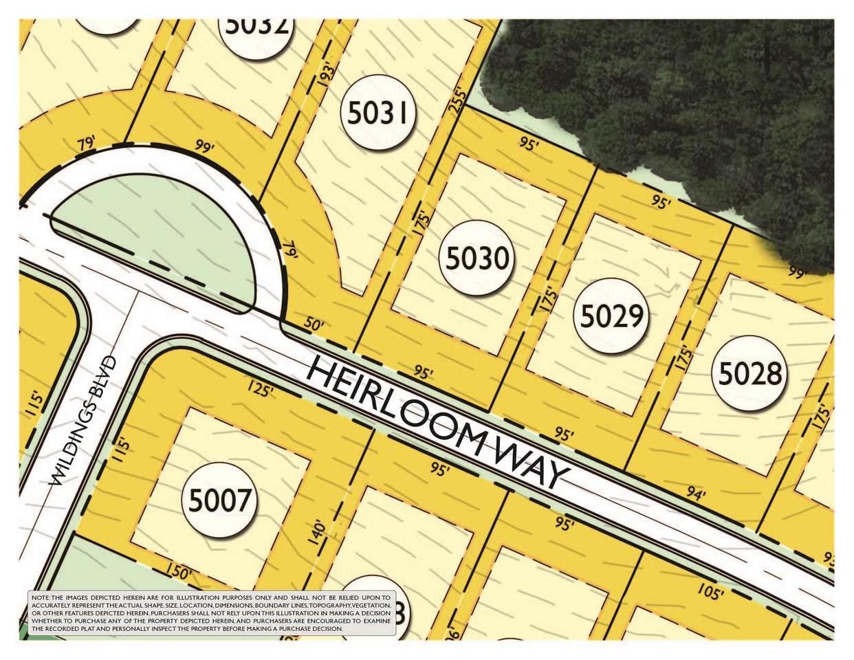 8227 Heirloom Blvd (Lot 5030) - Photo 1