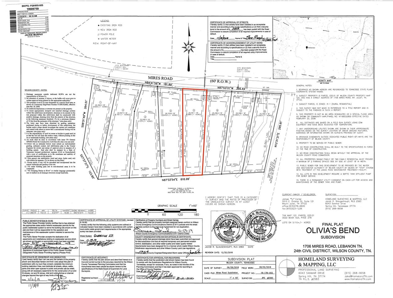 0 Mires Rd - Lot 5 - Photo 1