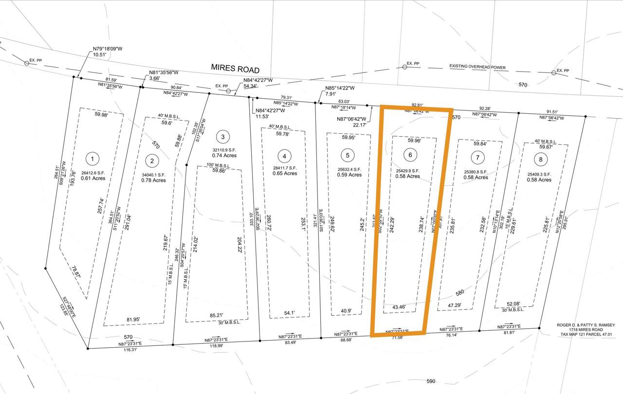 0 Mires Rd - Lot 6 - Photo 1