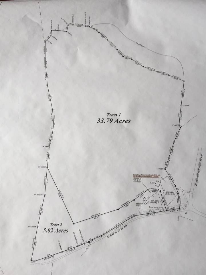 7792 Burks Road, Tract 1 - Photo 1