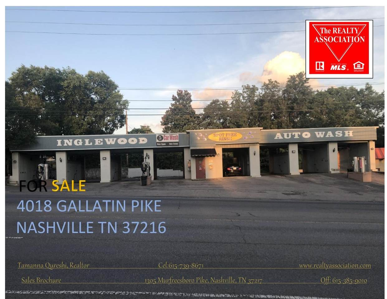 4018 Gallatin Pike - Photo 1