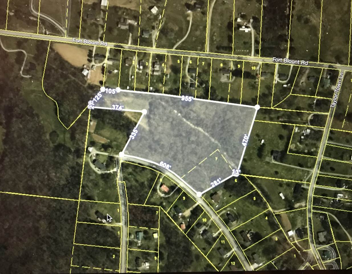 0 Fort Blount Rd - Photo 1