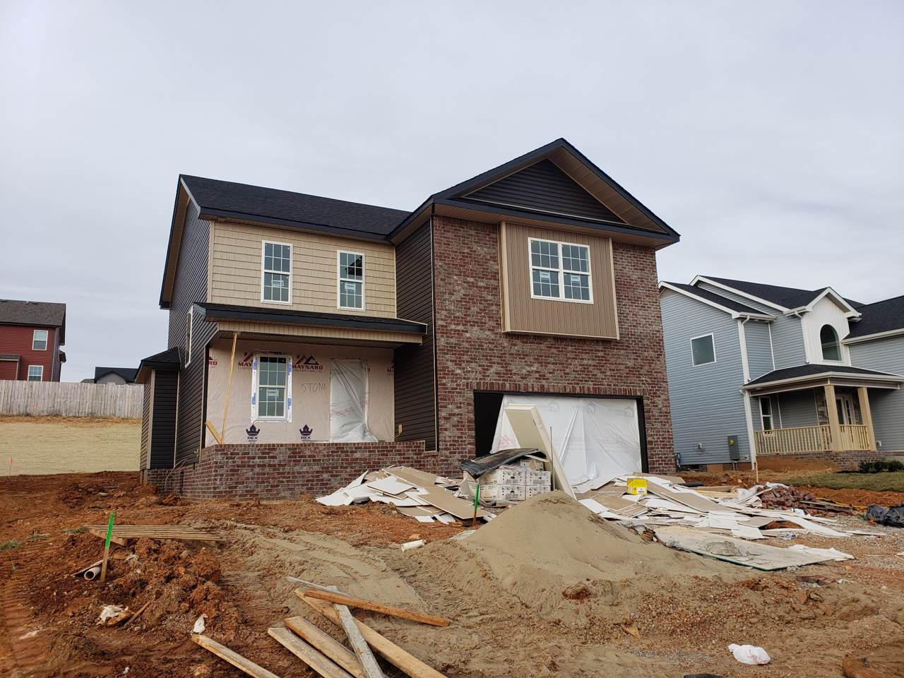 823 Crestone Ln (Lot 83) - Photo 1
