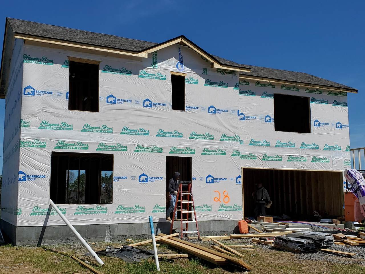 2805 Valley Farms Drive - Photo 1
