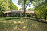 MLS# 2146231 - 5846 Merrimac Ct in Forest Hills Subdivision in Nashville Tennessee - Real Estate Home For Sale Zoned for Percy Priest Elementary