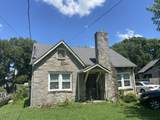 MLS# 2180503 - 1515 Straightway Ave in H W Ward Subdivision in Nashville Tennessee - Real Estate Home For Sale Zoned for Stratford STEM