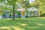 MLS# 2198760 - 819 Forest Acres Dr in OAK HILL Subdivision in Nashville Tennessee - Real Estate Home For Sale Zoned for Hillsboro Comp High School