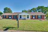 MLS# 2199016 - 1217 Shawnee Rd in Sequoia Valley Subdivision in Madison Tennessee - Real Estate Home For Sale Zoned for Hunters Lane Comp High School