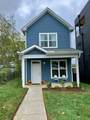 MLS# 2201870 - 34 Shepard St in Trimble Subdivision in Nashville Tennessee - Real Estate Home For Sale Zoned for Cameron College Preparatory