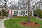MLS# 2219584 - 414 Fairfax Ave in Hillsboro-West End Subdivision in Nashville Tennessee - Real Estate Home For Sale Zoned for Hillsboro Comp High School