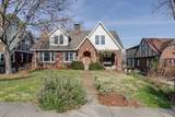 MLS# 2219812 - 2808 Acklen Ave in Hillsboro Village Subdivision in Nashville Tennessee - Real Estate Home For Sale Zoned for Hillsboro Comp High School