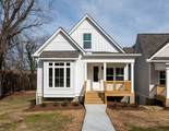 MLS# 2220470 - 901 Curdwood Blvd in Curdwood Park Subdivision in Nashville Tennessee - Real Estate Home For Sale Zoned for Hattie Cotton Elementary