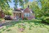 MLS# 2220506 - 1024 Burchwood Ave in Burchwood Place Subdivision in Nashville Tennessee - Real Estate Home For Sale Zoned for Maplewood Comp High School