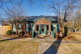 MLS# 2222179 - 1201 Greenfield Ave in Inglewood Place Subdivision in Nashville Tennessee - Real Estate Home For Sale Zoned for Isaac Litton Middle School