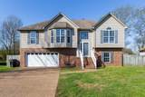 MLS# 2241249 - 1772 University Dr in College Park Sec 3 Subdivision in Columbia Tennessee - Real Estate Home For Sale