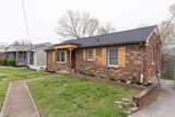 MLS# 2241461 - 821 Rose Park Dr in Rose Estates Subdivision in Nashville Tennessee - Real Estate Home For Sale